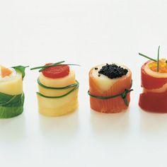 Sushis de pommes de terre