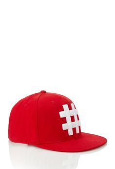 Es una gorra roja. No me gusta. Gorras 71c774f8af9