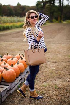 Outfit | Pumpkin Patch