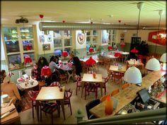 Ihana ravintola Tallinnassa, bar bistro kukekee