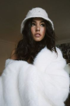 bucket hat! Madison Beer Looks Gorgeous In Galore Magazine | Madison Beer photoshoot with Galore Magazine! Madison Beer has a backstory that could only be possible today. But get to know her and it's clear that her charisma, talent, and beauty