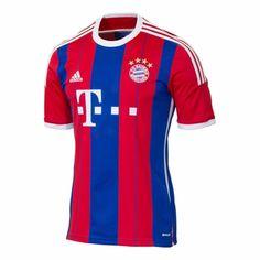 adidas Bayern Munich 2014/2015 Home Jersey