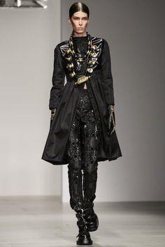 KTZ AW14 Womenswear http://pasar-pasar.com/collections/ktz