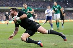 VIDEO: All tries (24-22) All Blacks V Ireland, End of year tour 2013, Aviva Stadium, Dublin