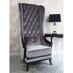 I used to have a similar styled chair back in the day - When I was moving back home, my dad packed it in the back of the truck sitting upright instead of lying it down, and it flew away down the 17. I cried for two days over it. I hope I could stumble upon a 'replacement'.