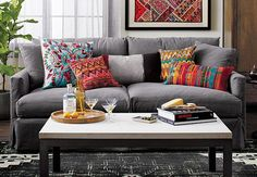 Decorating and Accessories -- Shop at Crate and Barrel online through Zoola and get cash back!