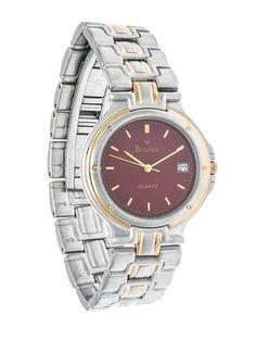 df18285bcadd Reloj Bulova para caballero en acero inoxidable. – Nacional Monte de Piedad