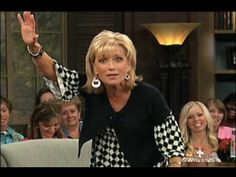 """Beth Moore """"It's Scary to Be Us"""" (LIFE Today / James Robison). I so appreciate her... we think so much alike LOL"""