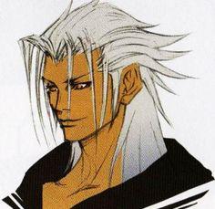Terra Kingdom Hearts, Organization Xiii, Chain Of Memories, Heart Images, Bishounen, Video Game Art, Video Games, Final Fantasy, Concept Art