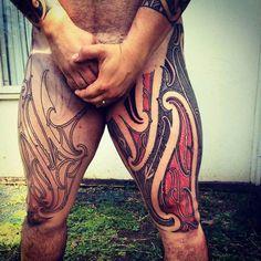 Puhoro - work in progress tattoos maori tattoo designs, tatt Gay Tattoo, Body Art Tattoos, Tribal Tattoos, Tatoos, Polynesian Tattoos, Arm Tattoos, Hot Guys Tattoos, Great Tattoos, Maori Tattoo Designs