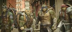 'Teenage Mutant Ninja Turtles: Out of the Shadows' Blu-ray Review: More fun than…