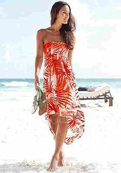 Beach Time Strandkleid