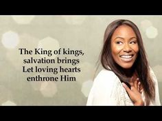 Mandisa - What Child Is This? (Official Lyric Video)