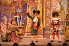 Carlo Colla's marionettes
