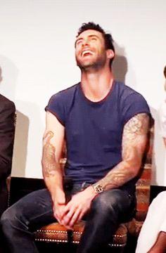 I LOVE Adam Levine & Maroon 5!!!