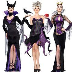 disney villains costumes