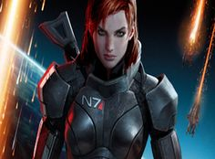 Mass Effect, awesome game series