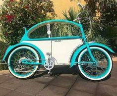VW Beetle bicycle