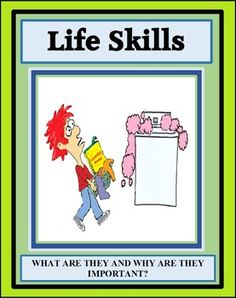 Free Life Skills Lesson. Objectives: Students will be able to:Define life skills and provide examples of them.Explain why learning essential life skills are important.Identify key characteristics that assist people in being successful in the adult world.  https://www.teacherspayteachers.com/Product/Life-Skills-2542834