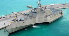 Estos chorros de agua Dale Cutting-Edge Los buques de guerra maniobrabilidad increíble | Sia Revista