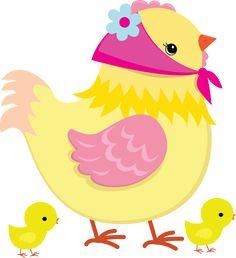 Cute Farm for Girls Clip Art. Baby Boy 1st Birthday, 4th Birthday Parties, 1st Boy Birthday, Clipart, Baby Applique, Cute Doodle Art, Chicken Crafts, Farm Kids, Girls Clips
