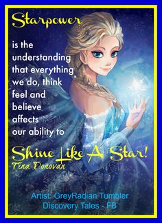Starpower is the und...