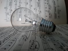 """""""Music is the arithmetic of sounds as optics is the geometry of light."""" -- Claude Debussy, French  composer #MusicMonday Energy Efficient Homes, Energy Efficiency, Energy Assistance, Light Bulb Art, Headlight Restoration, Power Bill, Energy Consumption, Diy Car, Lighting Online"""