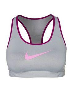 Nike Performance Sports bra grey, Zalando