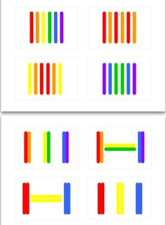 Toddler Learning Activities, Montessori Activities, Color Activities, Learning Resources, Speech Language Therapy, Speech And Language, Kids Education, Special Education, Math Patterns