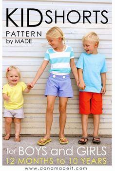 Tutos à gogo pour couture enfants