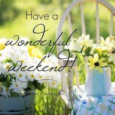 Have a wonderful weekend Bon Weekend, Weekend Gif, Weekend Humor, Hello Weekend, Nice Weekend, Happy Weekend Images, Happy Weekend Quotes, Its Friday Quotes, Happy Saturday