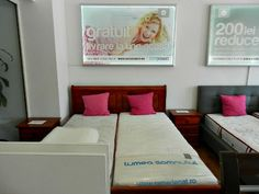 Magazin Lumea Somnului - SomProduct, in Home&Design Mall Ghencea