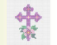 free cross stitch patterns | cross stitch easter tiny sayings patterns