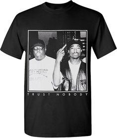 2017 Fashion 100% Cotton Slim Fit Top100% Cotton Summer Style T Shirt Short Men Hip Hop T-shirts Trust Nobody