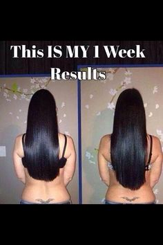 Her results after 21 days! Add my hair skin and nail pills to your ...