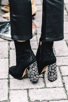 Can't get over these boots.