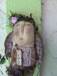 Nola Fey by Baggaraggs on Etsy