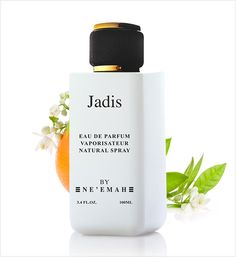 This summer, step back in time and enter the grandeur of the Victorian era with this luxurious yet delicate fragrance. Created to convey the scent of a white satin cloth draped on a perfumed Victorian woman, it blends the softness of rose and orange blossom with citrus fruits and sweet vanilla, with just a hint of musk. Ne'emah 'Jadis Eau de Parfum', AED 330/SAR 330 for 100ml