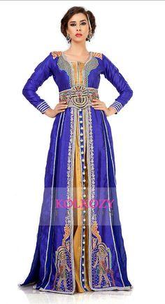 Moroccan Caftan / Kaftan - Dubai Very Fancy Jacket Kaftan Abaya Jalabiya