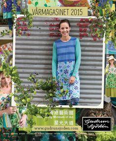 Gudrun Sjödén Catalogue - Spring extra 2015