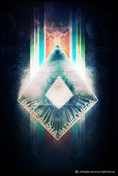 Alpha And Omega #poster #scripture