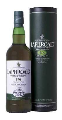 Laphroaig 18 Year Old Single Malt Scotch