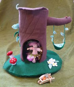 The Enchanted Tree: More handmade gifts...