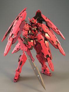 Gundam Astraea Type-F Gundam Exia, Gundam 00, Gundam Wing, Anime Couples Manga, Cute Anime Couples, Anime Girls, Gundam Toys, Gundam Wallpapers, Arte Robot