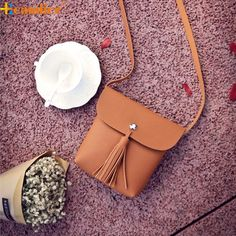 Hcandice Best Gift Hcandice New Fashion Womens Handbag Shoulder Bags Purse Wallet Purse Leather Messenger Bag drop ship bea6712