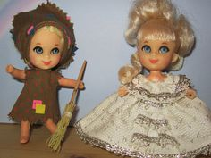 IMG_0172 by antman7sgirl, via Flickr  Cinderiddle in ballgown and rags