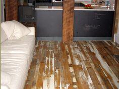 Antique Barn Wood Flooring - Barnwood Floors: Elmwood Reclaimed Timber