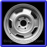 Volvo 240 Series 1992 Wheels & Rims Hollander #70167 #Volvo #240Series #Volvo240Series #1992 #Wheels #Rims #Stock #Factory #Original #OEM #OE #Steel #Alloy #Used