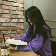 Read STUDY 📒 from the story Korean Ulzzang by fiandaintan with reads. Ulzzang Girl Selca, Mode Ulzzang, Ulzzang Korean Girl, Cute Korean Girl, Ulzzang Couple, Asian Girl, Girl Korea, Uzzlang Girl, Girly Pictures