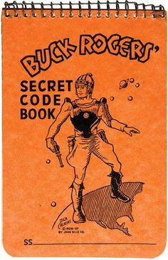 Buck Rogers Secret Code Book
